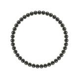 純真(4mm)鉄紺色ブルータイガーアイブレスレット