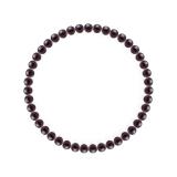 純真(4mm)紫紺色スギライトブレスレット