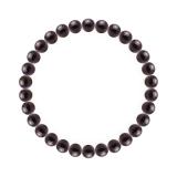 純真(6mm)紫紺色スギライトブレスレット