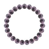 純真(8mm)京紫色チャロアイトブレスレット